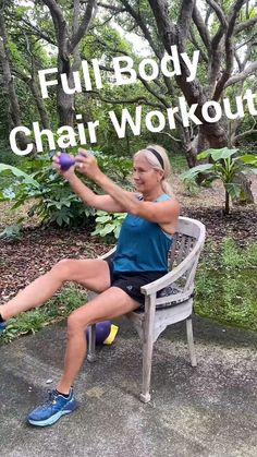 Gym Workout For Beginners, Fitness Workout For Women, Sport Fitness, Workout Videos, Health Fitness, Exercise Videos, Workout Routines, Beginner Full Body Workout, Video Fitness