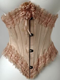 "c1900 French Corset labeled ""Stern Bros. Paris - New York""; ""Made in France"" http://www.metmuseum.org/collections/search-the-collections/80007981?rpp=60=4=corset=2#"