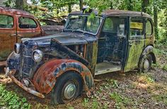 Austin FX3 Taxi cab
