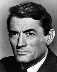 "GREGORY PECK (1962) por ""Matar un ruiseñor""."