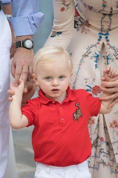 "Prince Jacques of Monaco attends the annual traditional ""Pique Nique Monagasque""…"