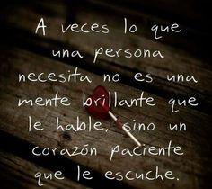 #frases Que necesitamos (pineado por @PabloCoraje) #Citas #Frases #Quotes #Love #Amor