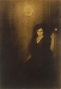 Alfred Steiglitz~Melpomene Landon Rives 1904 Edward Steichen c0fb898a3