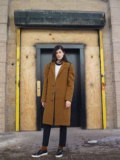 fab.  #LarissaHofmann #offduty in NYC.