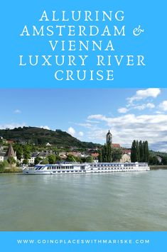 Authentic experiences and local encounters are in store on your cruise along the most scenic parts of the Main, Rhine and Danube rivers. Delight in the full spectrum of Europe's culture, history, art, architecture, cuisine and numerous UNESCO World Heritage sites resting along some of the most legendary rivers.  #goingplaceswithmariske #exploreuniworld #uniworld #rivercruise #europe #amsterdam #vienna #rhineriver #danuberiver #luxurycruise Uniworld River Cruises, Danube River, World Heritage Sites, Luxury Travel, Rivers, Vienna, Spectrum, Amsterdam, Europe