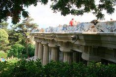 Архитектура Антонио Гауди. Фотографии и биография.