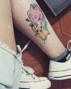 """17 Me gusta, 1 comentarios - •D  i  a  n  a• (@care.cu) en Instagram: """"Así toda mierda 💅"""" Pokemon love"""