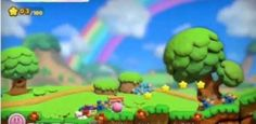 Data de lançamento para Kirby and the Rainbow Curse