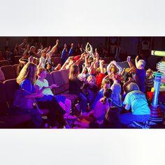 final night at Dynamic Life. #prayer time with the kids. #kidmin - Front Royal, VA  - October 13-16 2013