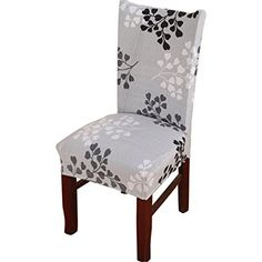 Amazon Stretch Removable Washable Dining Chair Protect Seat Cover Slipcover For Hotel Room Ceremony Style 10 Home Kitchen