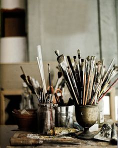 tools for the artist- art in their own right THEFULLERVIEW