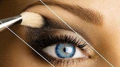 Gorgeous Makeup: Tips and Tricks With Eye Makeup and Eyeshadow – Makeup Design Ideas Droopy Eye Makeup, Hooded Eye Makeup, Skin Makeup, Hooded Eyes, Makeup Brushes, Blush Makeup, Makeup Remover, Makeup Eyeshadow, 60s Makeup