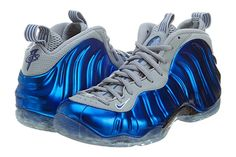 ae538a130d4027 Nike Mens Air Foamposite One  Sport Royal  Sport Royal Game Royal Synthetic Basketball  Shoes Size Men s