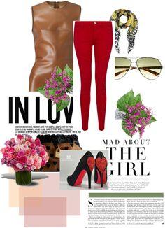 Live in Joy ! Jeans, Joy, Live, Spring, Polyvore, Image, Fashion, Moda, La Mode