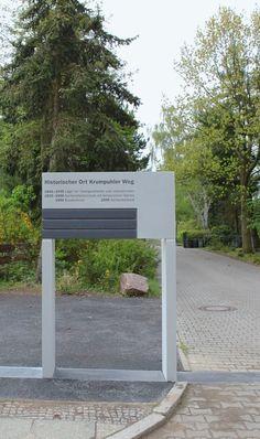 Eröffnung eines Museums auf dem Gelände des ehemaligen Zwangsarbeiterlagers Krumpuhler Weg - Berlin.de