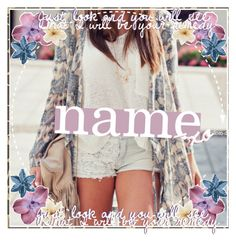"""""""☼; Open Icon // Taylor"""" by tropical-paradise-girls ❤ liked on Polyvore featuring beauty and Again"""
