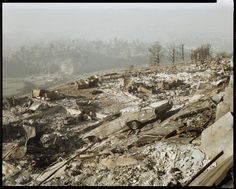 Richard Misrach: 20 years after the Oakland Firestorm, the photographer unveils his images