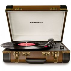 Executive Turntable by Crosley - $109 USD