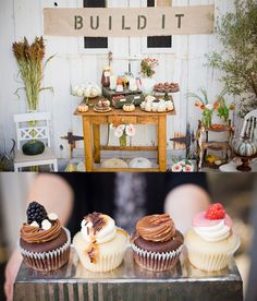 Belle Amour - Wedding dessert & drinks tables - Belle Amour