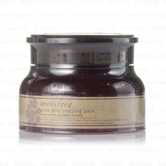 INNISFREE Wine Jelly Sleeping Pack 80ml Jelly Skin Moisturizing Mask K-Beauty #INNISFREE