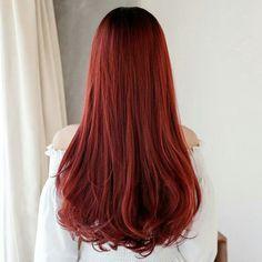 Ombre Curly Hair, Brown Curly Hair, Brown Ombre Hair, Curly Hair With Bangs, Ombre Hair Color, Cool Hair Color, Hairstyles With Bangs, Dyed Hair, Curly Hair Styles