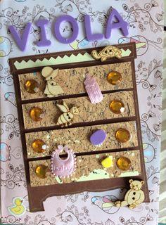 Baby journal for VE's granddaughter