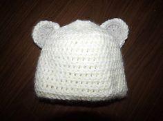 Atulu / Medvídek kojenecká čepice