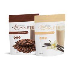 Juice Plus+® Complete Vanille Chocolate vegan Drink #vegan #shake #gesund #ernähren -->> http://das-plus-aus-juice.com/produkte-kaufen/complete-chocolate-vanille-drink/?id=1