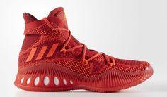adidas Crazy Explosive Primeknit 'Red' on http://SneakersCartel.com   #sneakers #shoes #kicks #jordan #lebron #nba #nike #adidas #reebok #airjordan #sneakerhead #fashion #sneakerscartel http://www.sneakerscartel.com/adidas-crazy-explosive-primeknit-red-2/