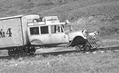 RGS narrow gauge motor car number 4 :: Western History