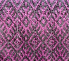 Double knitting - how to do it...