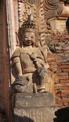 http://www.greeneratravel.com/  Buddha - Paya, Burma