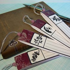 Notepads bookmarks