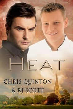 a-nony-mouse and Andrea teamed up today for this M/M read!  Stop by and see what they had to say today on the blog :)  http://www.crystalsmanyreviewers.com/2014/12/heat-by-rj-scott-and-chris-quinton.html