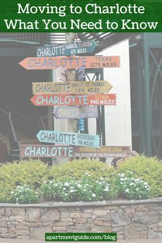 If you're moving to Charlotte, North Carolina, here are a few things you should know!