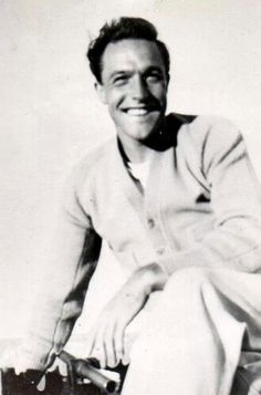 Gene Kelly,actor,dancer,multi-talented, love his smile.