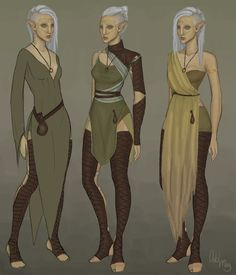 I always play as an elf. I wish you could've played as a city elf in dragon age inquisition though.