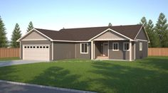 Wainsford | True Built Home | True Built Home | On your lot builder | New home | Built on your lot | Rambler | Blue Prints | House Plan | Plans | Home | ADU | Accessory Dwelling Unit | Mother In Law