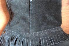 pose de fermeture eclair sur chaussure   sur charlotteblablablog
