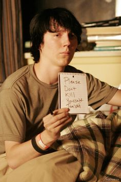 Who is that? Nietzsche? So you stopped talking because of Friedrich Nietzsche? -Little Miss Sunshine