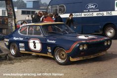 World Wide Touring Car Racing results David Wood, Car Ford, Ford Gt, Touring, Road Race Car, Classic Race Cars, Car Carrier, Ford Capri, Sports Car Racing