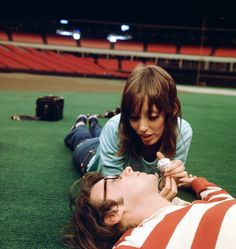 Bud Cort as Brewster and Shelly Duvall as Suzanne in BREWSTER MCCLOUD (1970): http://instant.warnerarchive.com/product.html?productId=60588