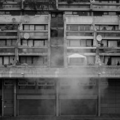 London's Brutalist landmarks star  in Omi Palone music video