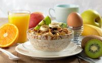 petit dejeuner regime