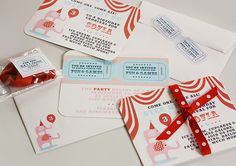 ticket invites
