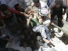 UN Warns East Aleppo Descending Into Inhuman 'Savagery'