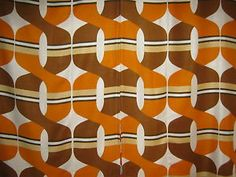 STUNNING PAIR OF 1970S VINTAGE GEOMETRIC CURTAINS, | eBay 20% off curtains