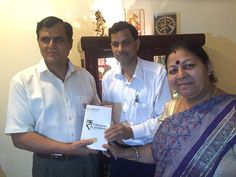 Mohapatra's new book on Retirement Planning was launched at SOHAM by Dr RK Tuli