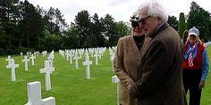 D Day : ami de Capa, le reporter John Morris raconte sa campagne de Normandie