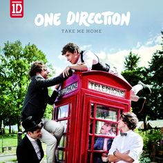 """One Direction reveal new album name and artwork """"Take Me Home"""""""